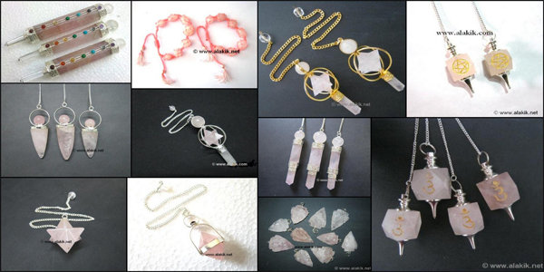 Best wholesaler of Rose Quartz accessory – Universal Exports!