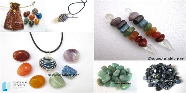 Tumbled Stones - Beautiful Polished Stones