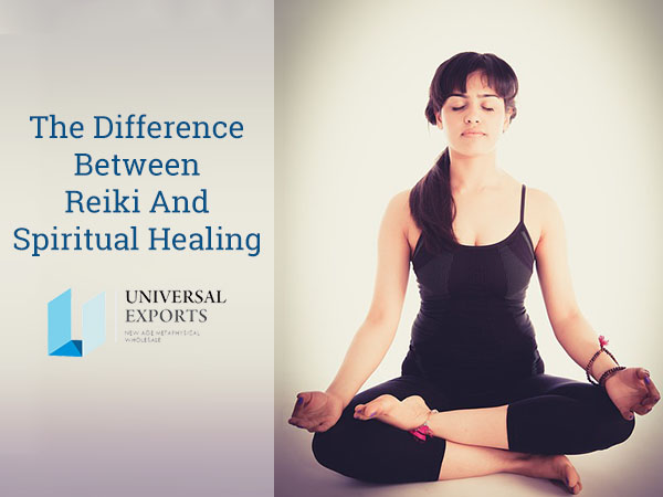 The Difference between Reiki and Spiritual Healing