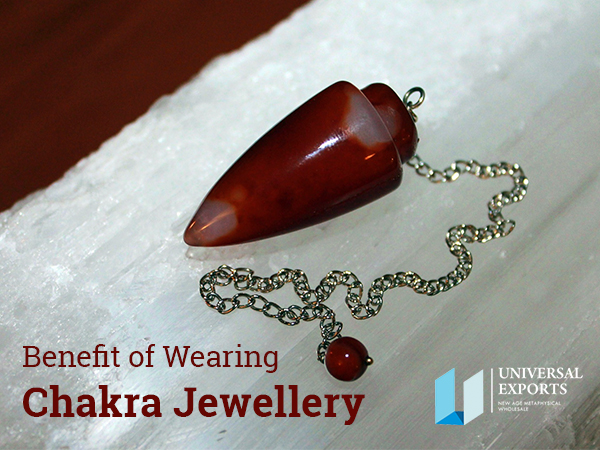 Benefit of Wearing Chakra Jewellery-Alakik-Universal Exports
