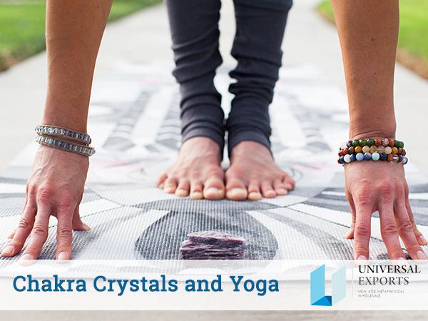 Chakra Crystals and Yoga-Alakik-Univerlsa-Exports