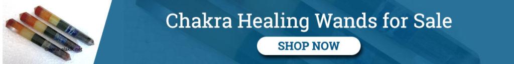 Chakra Healing Wands for Sale-Alakik-Universal Exports