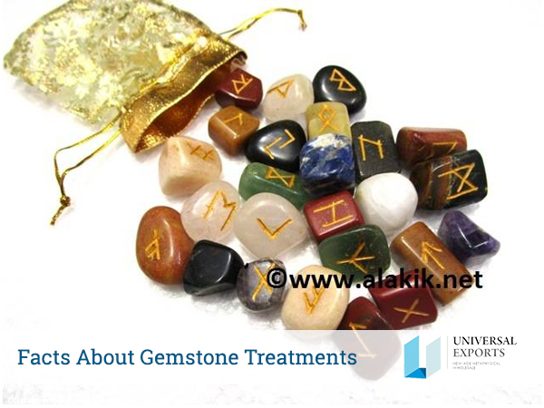 Facts About Gemstone Treatments-Alakik-Universal Exports