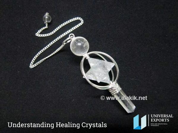 Understanding Healing Crystals-Alakik Universal Exports