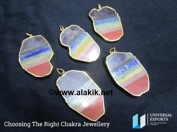 Choosing The Right Chakra Jewellery-Alakik-Universale Exports