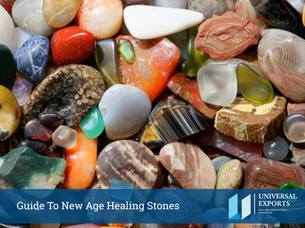 Guide To New Age Healing Stones-Alakik-Universale Exports
