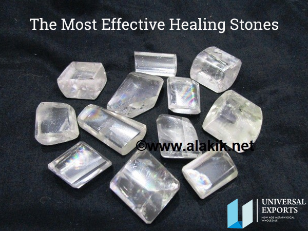 The Most Effective Healing Stones-Alakik