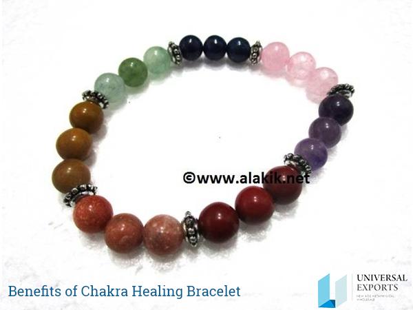 Benefits of Chakra Healing Bracelet-Alakik-Universal Exports