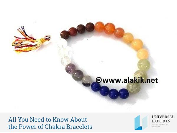Power of Chakra Bracelets-Alakik-Universal Exports