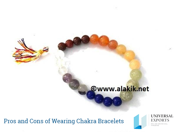 Pros and Cons of Wearing Chakra Bracelets-Alakik-Universal Exports