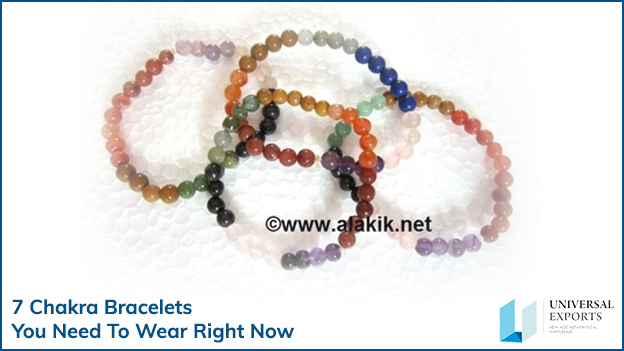 7 Chakra Bracelets You Need To Wear Right Now-Alakik-Universal Exports