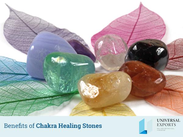 Benefits of Chakra Healing Stones-Alakik-Universal Exports