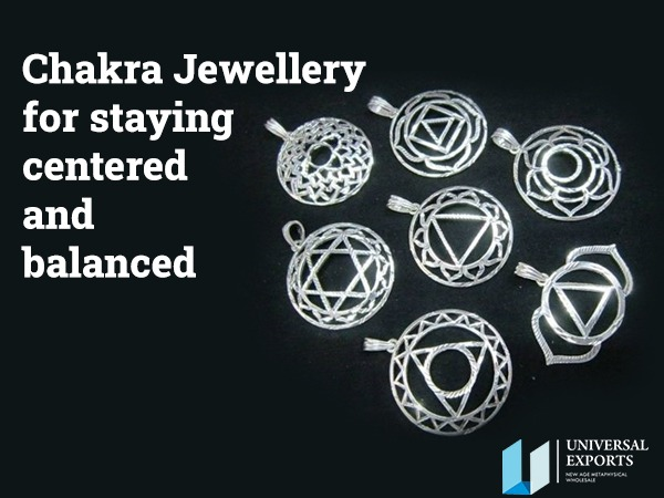 Chakra Jewellery for staying centered and balanced