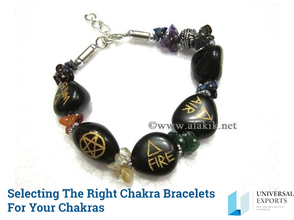 Selecting the right Chakra Bracelets for your Chakras-Alakik-Universal Exports