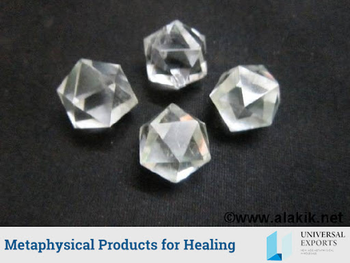 Metaphysical products for healing