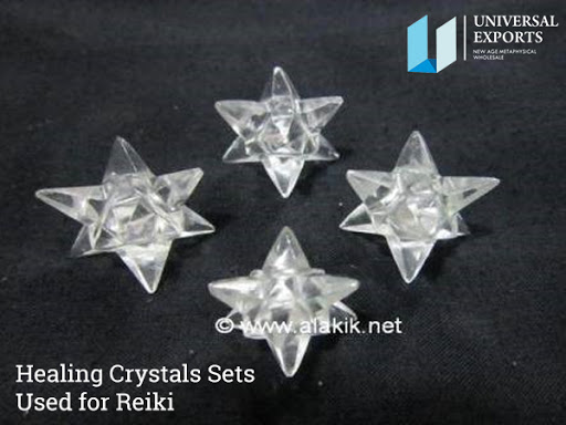 Healing Crystals Sets Used for Reiki-Alakik-Universal Export